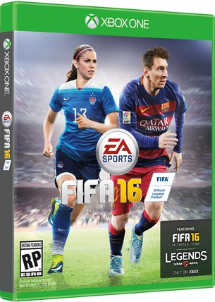 With female players available for the first time in FIFA 16, will we see other games follow suit?