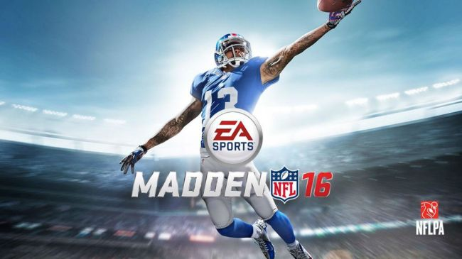 Madden 16 is leading the late summer/autumn charge, but it will be followed quickly by other sports games
